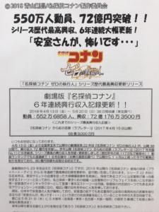 東宝宣伝部が出したリリース