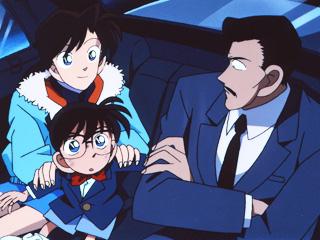 動画:名探偵コナン - 第02話「社長令嬢誘拐事件」