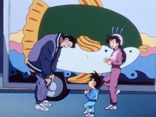 動画:名探偵コナン 第56話「おじゃマンボウ殺人事件」