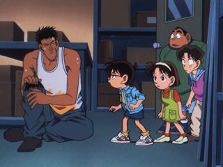 動画:名探偵コナン - 第63話「大怪獣ゴメラ殺人事件」