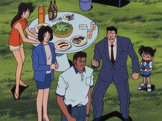 動画:名探偵コナン - 第64話「第3の指紋殺人事件」