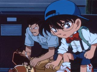 動画:名探偵コナン - 第71話「ストーカー殺人事件」