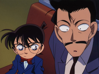 動画:名探偵コナン 第95話「小五郎のデート殺人事件」