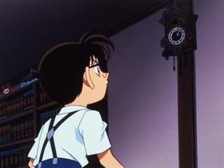 動画:名探偵コナン - 第105話「盗賊団謎の洋館事件(後編)」