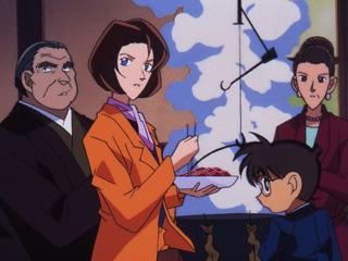 動画:名探偵コナン - 第120話「ハニーカクテル殺人事件」