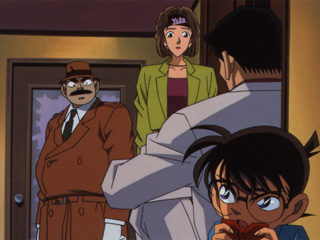 動画:名探偵コナン - 第122話「バスルーム密室事件(後編)」