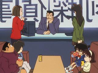動画:名探偵コナン - 第126話「旅芝居一座殺人事件(前編)」