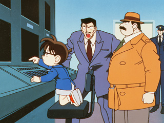 動画:名探偵コナン - 第08話「美術館オーナー殺人事件」