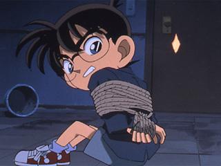 動画:名探偵コナン - 第43話「江戸川コナン誘拐事件」