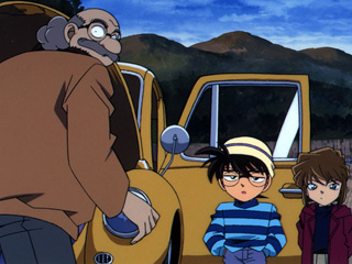 動画:名探偵コナン 第136話「青の古城探索事件(前編)」