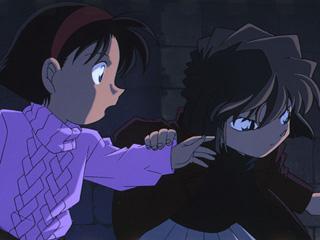 動画:名探偵コナン 第137話「青の古城探索事件(後編)」