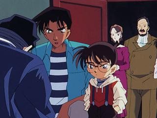 動画:名探偵コナン 第142話「結婚前夜の密室事件(後編)」