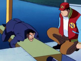 動画:名探偵コナン 第149話「遊園地バンジー事件」