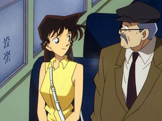 動画:名探偵コナン 第152話「謎の老人失踪事件」