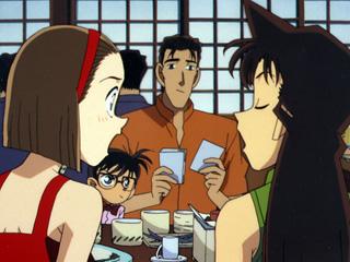 動画:名探偵コナン 第153話「園子のアブない夏物語(前編)」