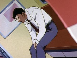 動画:名探偵コナン 第158話「沈黙の環状線」