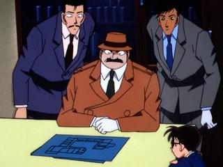 動画:名探偵コナン 第171話「暗闇の中の死角(後編)」