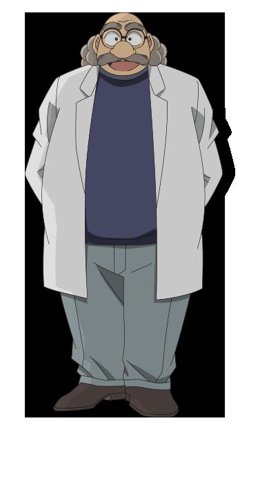 名探偵コナンの阿笠博士