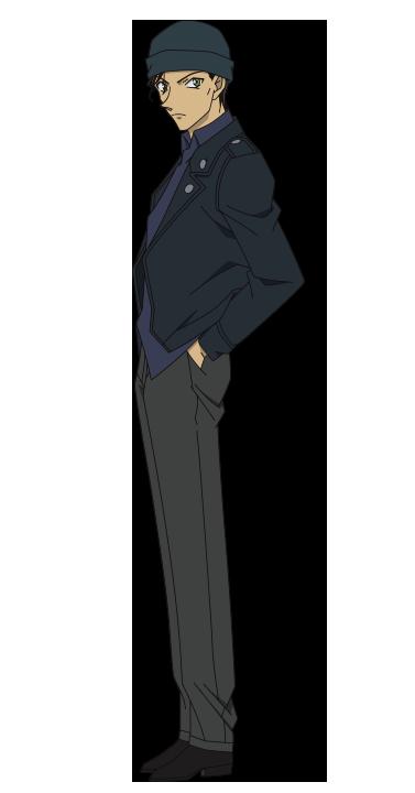 赤井秀一|キャラクター