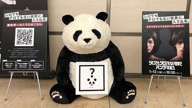 白 でも 黒 でも ない 世界 で パンダ は 笑う 原作